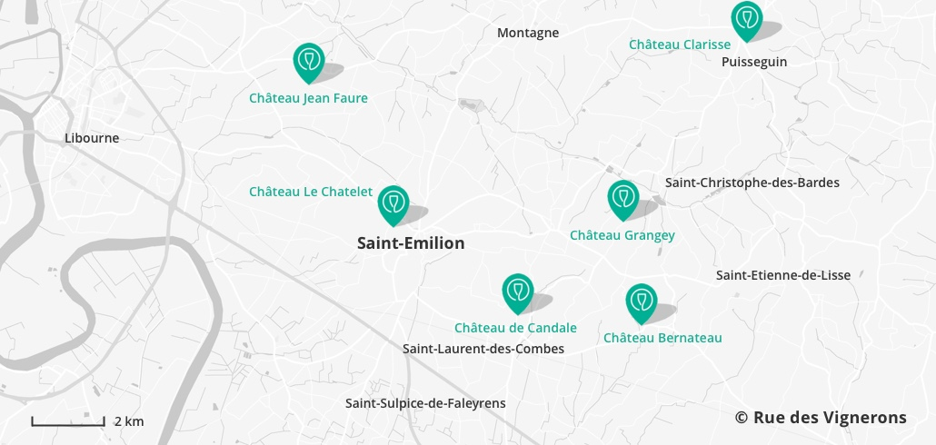 Carte-domaines_portes-ouvertes-saint-emilion