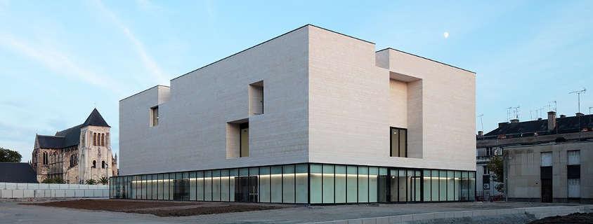 Centre de création contemporaine d'Olivier Debré Tours, cccod tours