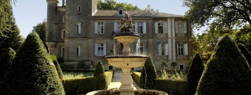 Château Capion Terrasses du Larzac