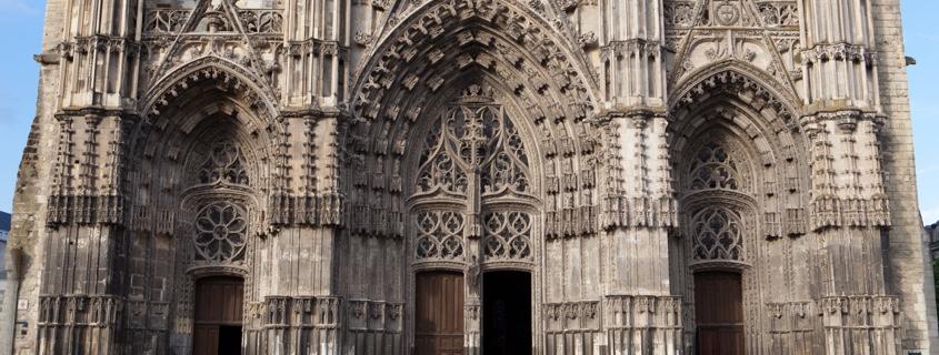 Cathédrale Saint Gatien Tours