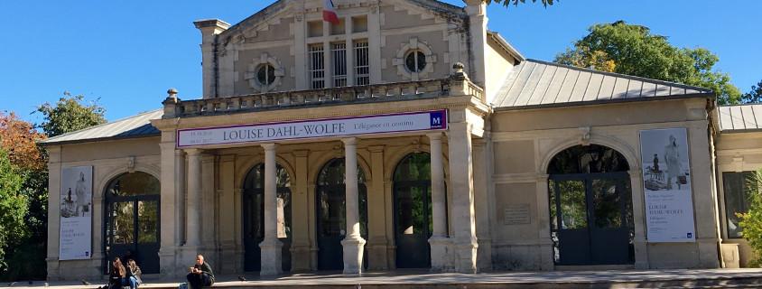 The Pavillon Populaire Montpellier France