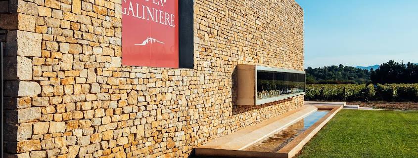 Château de la Galinière, Château de la Galinière Châteauneuf-le-Rouge, visite domaine aix en provence, dégustation vin aix en provence, château vin provence