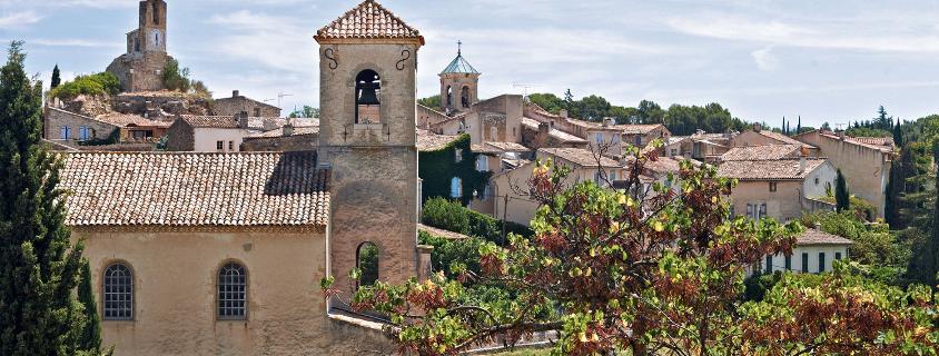 village de Lourmarin