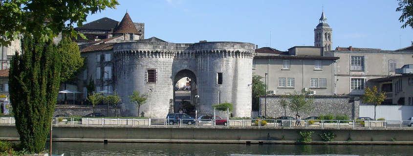 Porte Saint Jacques Cognac