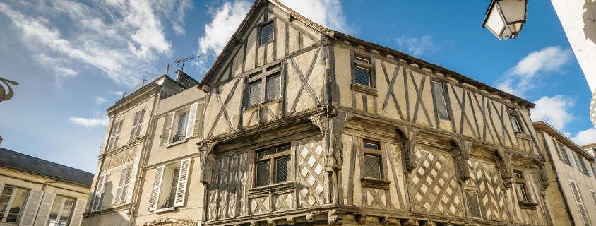 Le Vieux Cognac, centre ville historique cognac