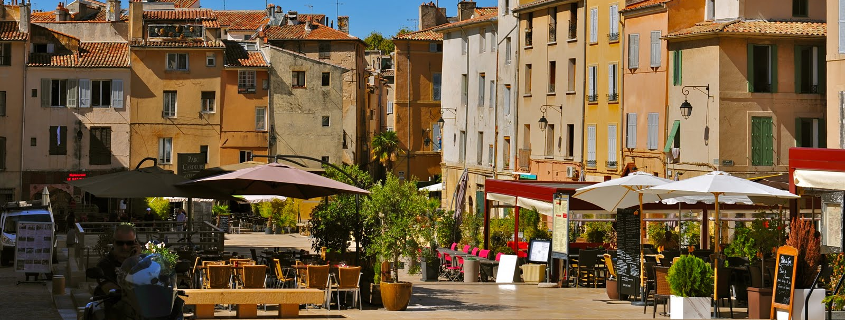 Ville d'Aix-en-Provence, centre ville aix en provence