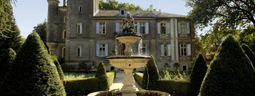 Château Capion winery Terrasses du Larzac France