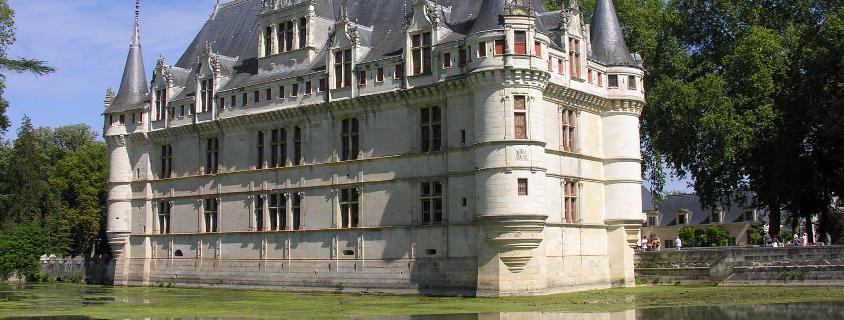 Château d'Azay-le-Rideau Loire