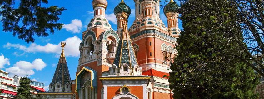 Eglise russe de Nice