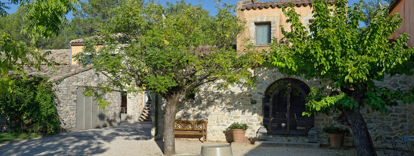 Domaine Haut Lirou winery Pic Saint Loup
