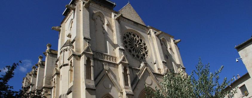 Chuch Saint-Roch Montpellier France