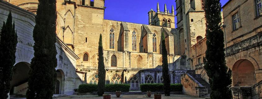 Cathédrale Saint Pierre Montpellier France