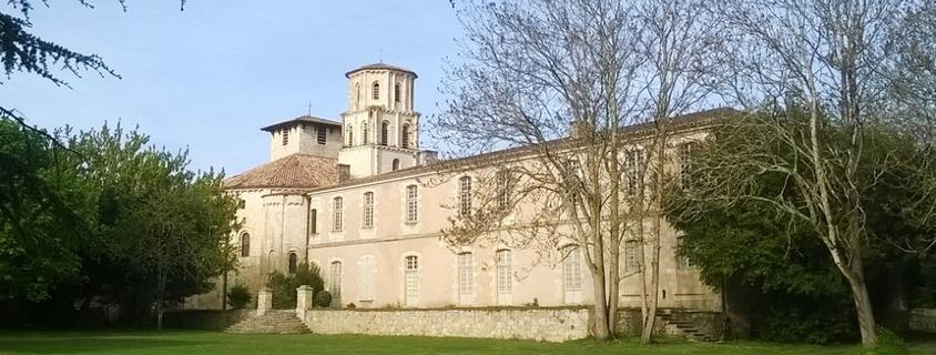 Abbaye de Vertheuil, abbaye médoc, abbaye st estephe, visite médoc