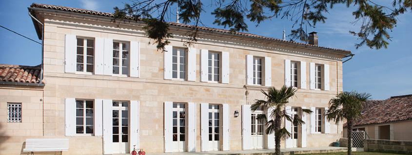 Château Clarisse puissegin, chateau clarisse st emilion, visite domaine saint emilion, visite vignoble st emilion