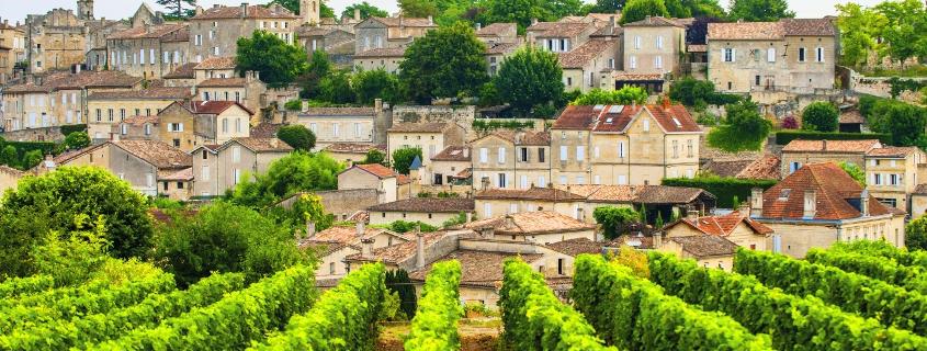 Vignoble de saint emilion, route des vins st emilion, route des vins bordeaux