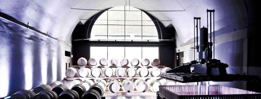 Canard Duchene champagne house France