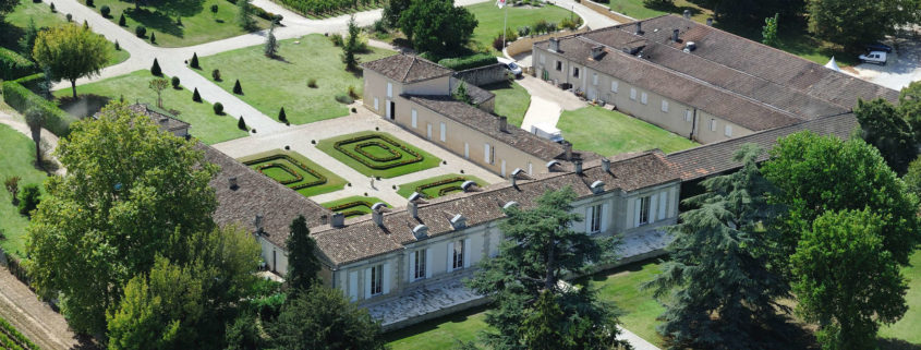 Chateau Fombrauge, Saint Emilion France, Grand Cru Classé, vineyard