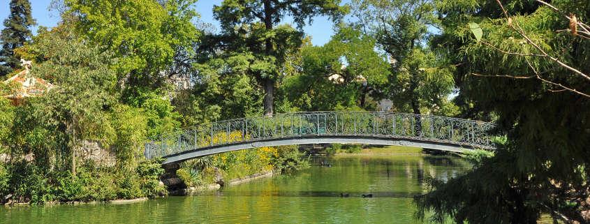 Public Garden Bordeaux history France