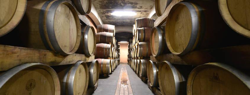 Domaine de la Janasse cellars