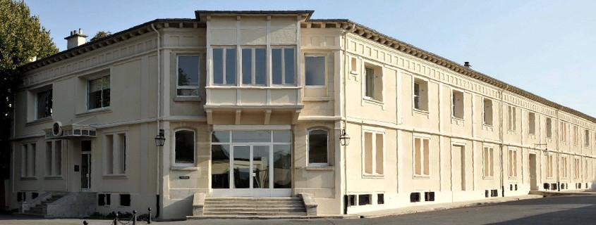 Taittinger champagne house Reims France