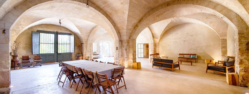 Chateau Mourgues du Gres winery Costieres de Nimes
