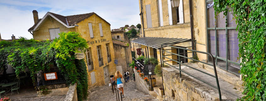 saint emilion medieval city, streets, city center, saint emilion pictures