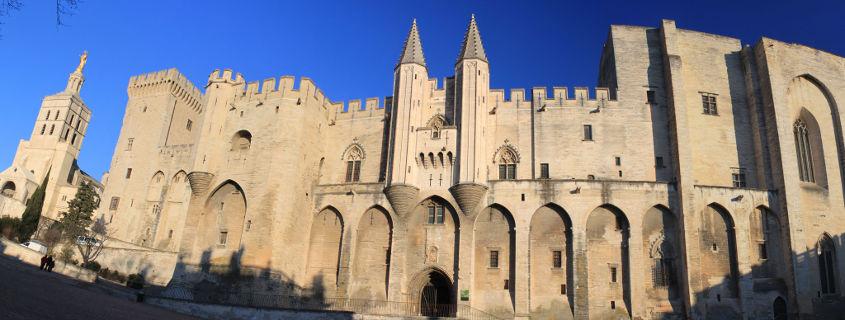 Palais des Papes Avignon, Avignon Papal palace