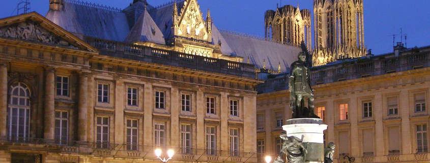 reims city france, Reims city center, place royale reims