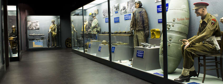 Surrender museum Reims