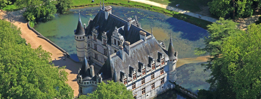 chateau azay le rideau, azay le rideau castle, visit azay le rideau