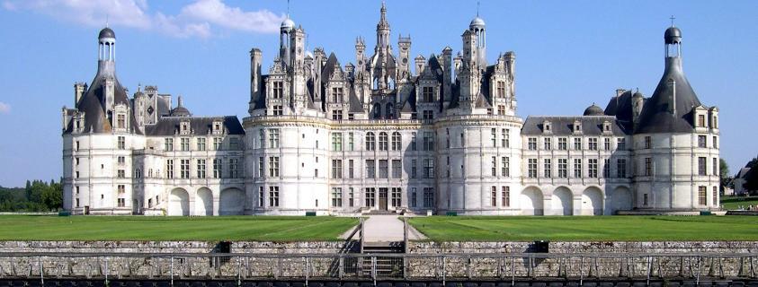 chateau de chambord, visit chateau de chambord, chambord castle