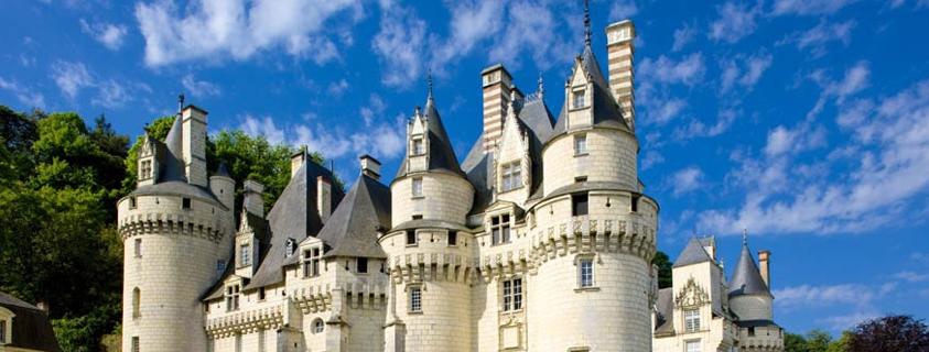 chateau d'ussé, ussé castle, visit ussé
