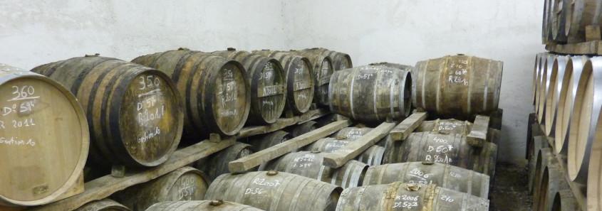Cognac Raby, Cognac Raby Le Logis de la Brée, domaine cognac Segonzac,
