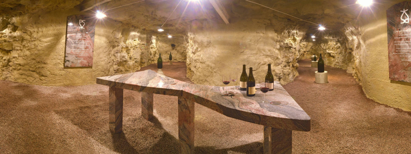 domaine pierre sourdais winery chinon, wineries close to chinon and azay le rideau, visit winery loire valley