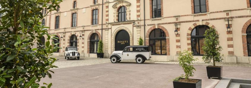 Champagne Boizel, Champagne Boizel epernay, Visit Champagne Boizel, Visit champagne house avenue de champagne