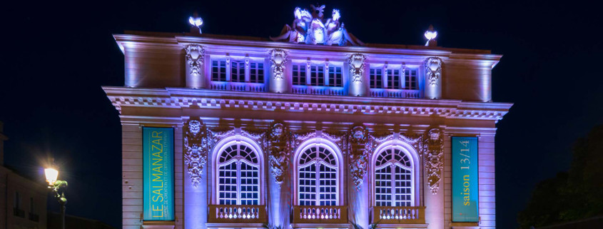 Gabrielle Dorzat theater Epernay
