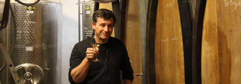 route des vins riquewihr, visite domaine riquewihr, domaine agapé