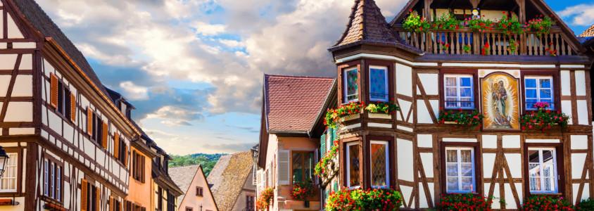 kaysersberg alsace, kaysersberg route des vins