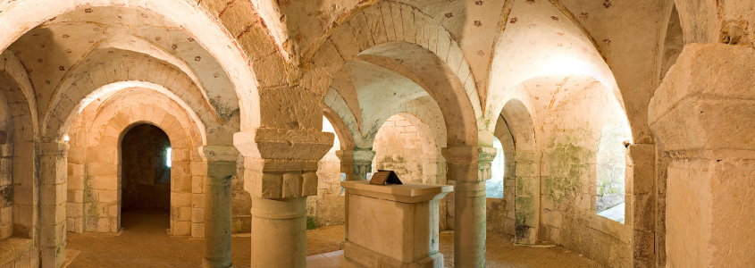 Abbaye Saint-Germain Auxerre, abbaye auxerre