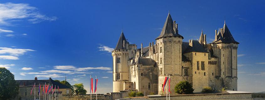 chateau de saumur, saumur castle, saumur monuments, visit saumur castle