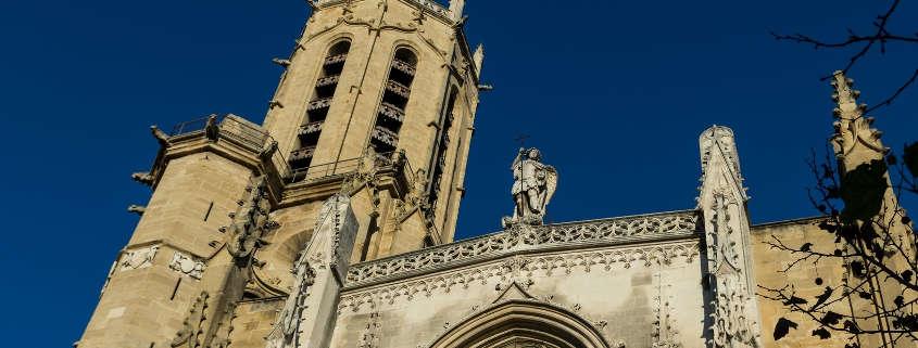saint sauveur cathedral aix-en-provence france