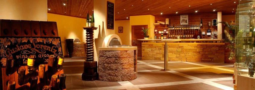 dégustation route des vins alsace bergheim, domaine gustave lorentz