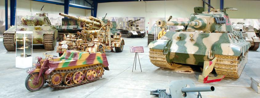 armored vehicles museum saumur
