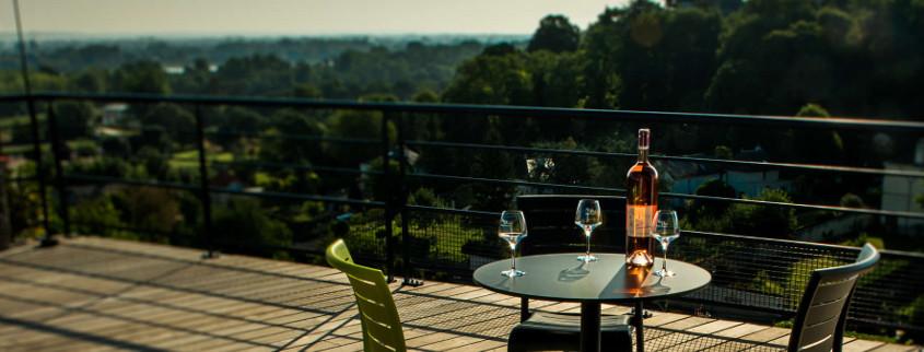 domaine de rocheville winery saumur