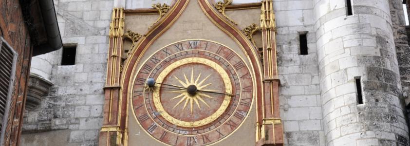 tour de lhorloge Auxerre, horloge auxerre