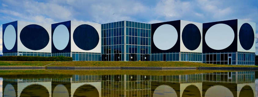Vasarely foundation aix en provence france
