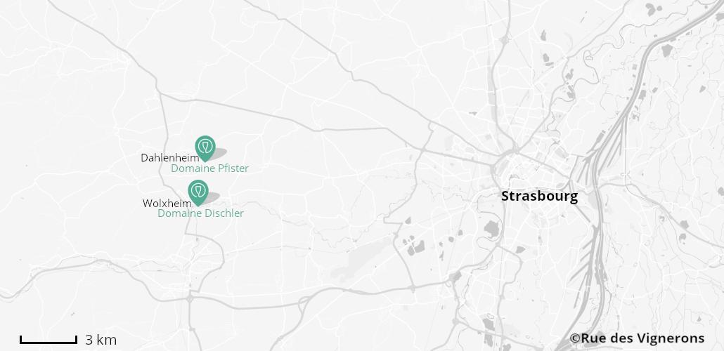 carte domaines proches de strasbourg, domaines viticoles proches de strasbourg, Domaines proches de Strasbourg, dégustation vins strasbourg