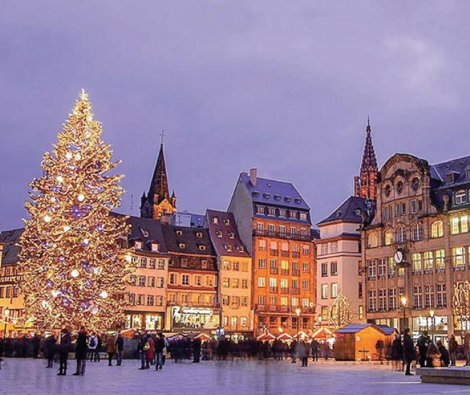 Les plus beaux marchés de Noel d'Alsace à voir en 2020