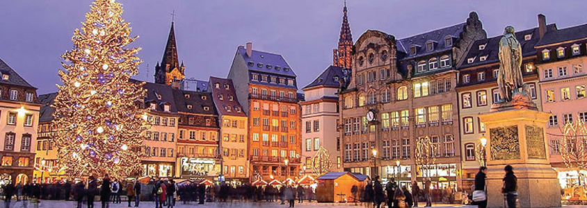 Strasbourg France Christmas Market Hours.The Best Christmas Markets To Visit In Alsace