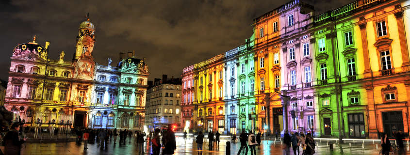 Lyon Light Festival, Lyon Light Festival 2018, Lyon Light Festival december